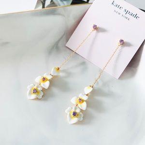 ❗️LAST1❗️Kate Spade Precious Iris Linear Earrings